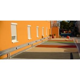 Colorpav enrobés colorés